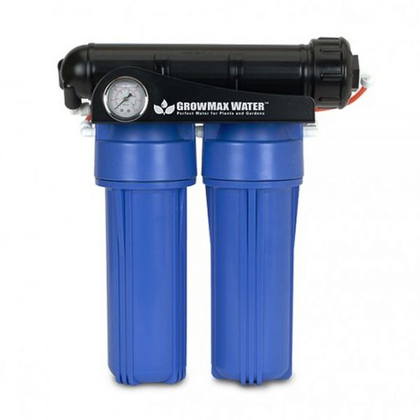 Filtrirni sistem vzdružuje zdravo ravnovesje vode za gojenje rastlin
